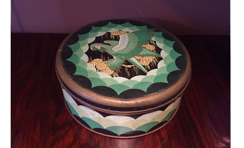Scatola Art Deco - Art Deco Box