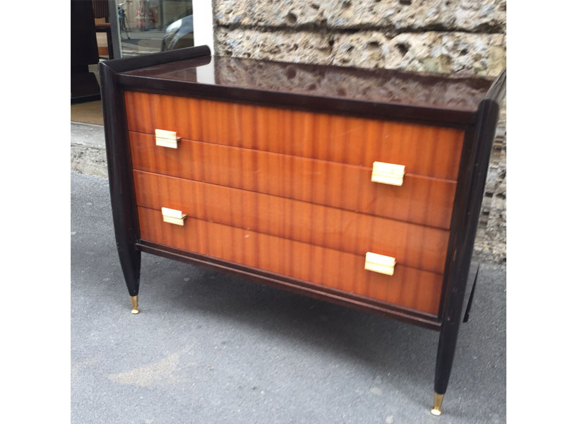 Mobile in palissandro  Rosewood Furniture