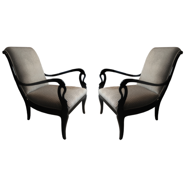 Poltrone Francia Armchairs France