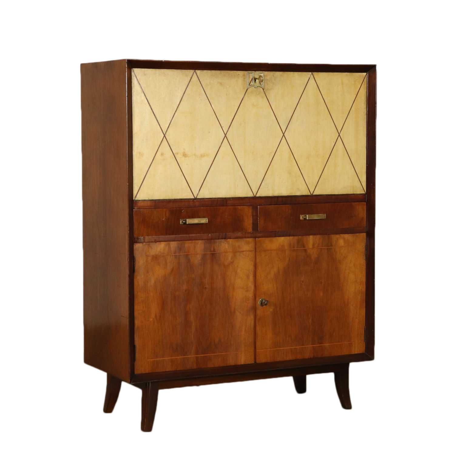 Cabinet Bar Italia 1930 - Bar Cabinet Made in Italy - 1930